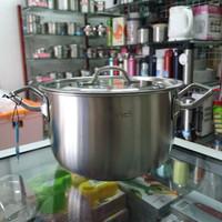 Panci Sauce Pot D20cm Zebra Estio Pro, SUS 304, Thailand Made