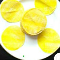 kulit suikiaw dimsum siomay gyoza 10 cmSB kuning