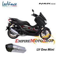 Knalpot Leovince Yamaha Nmax LV One Mini LV1 Fullsystem