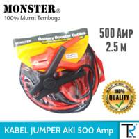 Kabel Jumper Aki / Accu 3.0m (500mah)