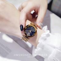 JIMSHONEY JAM TANGAN 8052 fashion wanita import elegan - L01