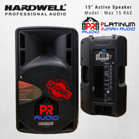 Speaker Aktif HARDWELL MAX15RAE / MAX 15 RAE ORIGINAL 15 inch 600 Watt