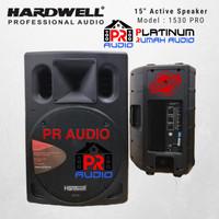 Speaker Aktif HARDWELL 1530 PRO / 1530PRO ORIGINAL 15 inch 800 Watt !!