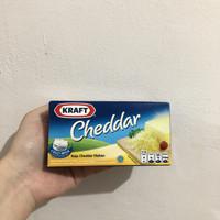 Keju Kraft 165 gram / Keju Cheddar / Cheddar Cheese