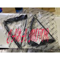 Karet kaca segitiga new Fortuner-VRZ original set RH LH