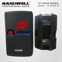 Speaker Aktif HARDWELL 15H / 15 H ORIGINAL 800 Watt Full Ram 15 inch