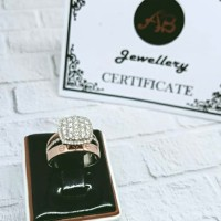 Cincin Berlian Cartier terbaru AB0001