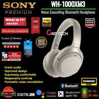Sony WH 1000XM3 / WH1000XM3 Wireless Noice-Canceling Headphones