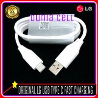 Kabel Data LG V20 V30 V30 Plus ORIGINAL 100%Fats Charging USB Type C