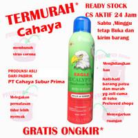 ready langsung kirim eagle disinfectant eucalyptus spray 280 ml