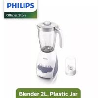 BLENDER PHILIPS PLASTIK HR 2115 / HR2115 GARANSI RESMI