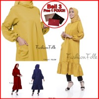 PROMO busana muslim wanita savana blouse muslim atasan wanita termurah