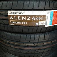 Ban Bridgestone Alenza 001 215/60/17 All New Rush,Terios,Alphard,dll
