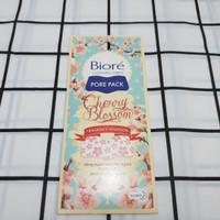 biore pore pack cherry blossom 4s