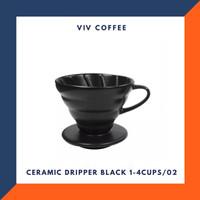 V60 Coffee Dripper Saringan Kopi Keramik Dripper Kopi V60 02
