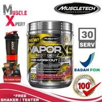 Vapor X5 Next Gen 30 Serv Muscletech VaporX5 PWO Pre Workout BPOM