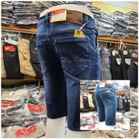 Grosir Celana Jeans Pendek Pria Stretch Bio Stone Blits