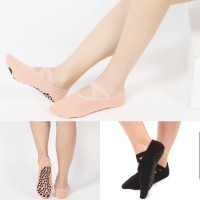 PANACHE Anti Slip Yoga Pillate Dance Sock Kaos Kaki Olahraga Zumba