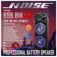 Speaker Portable Meeting Wireless NOISE 899 BIII 2x10 10 inch ORIGINAL