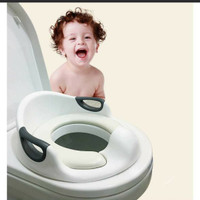 FANG Potty Seat Baby Kid Trainer Toilet Alas Latihan WC Duduk Anak