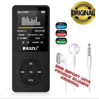 RUIZU X02 Digital Audio MP3 MP4 Video Player High Quality Lossless SQ