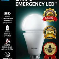 Lampu Philips Emergency LED BULB 7 watt E27 6500K