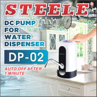 POMPA GALON USB STEELE DP-02 WATER PUMP ELECTRIK