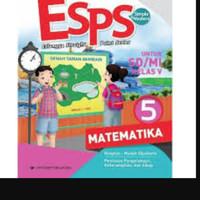 Esps: Matematika Sd/Mi Kls V/K13N