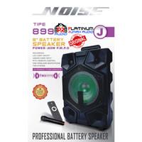 Speaker Portable Meeting Wireless NOISE 899J / 899 J ORIGINAL 8 inch