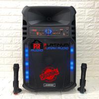 Speaker Portable Meeting Wireless NOISE 899K / 899 K ORIGINAL 15 inch