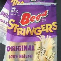 Bega Stringers Keju Mozzarella Stick 80gram, Halal Product.