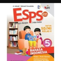 ESPS BAHASA INDONESIA SD/MI KELAS 5