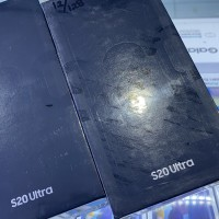 Samsung Galaxy S20 Ultra 12/128 Gb - Garansi Resmi SEIN 1 Tahun