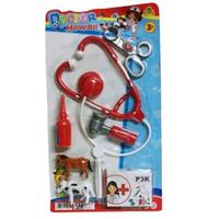 Mainan Dokter Hewan - Mainan Doctor Hewan Set