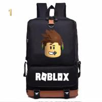 Tas Roblox anak sekolah ransel superhero minecraft school bag import