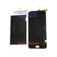 LCD TOUCHSCREEN VIVO V5 V5S Y67 1612 1601 1713 FULLSET - Hitam