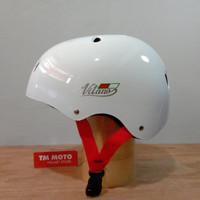 HELM SEPEDA VITANO - LIPAT / BMX / MTB / SKATEBOARD - WHITE