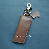 Dompet STNK kulit asli, gantungan kunci stnk, dompet handmade
