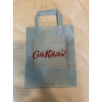 Plastic Bag Cath Kidston Medium Biru Original Murah