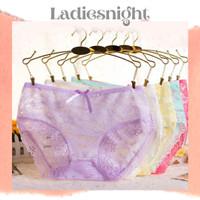 Panty Underwear Celana Dalam Laces CD Berkualitas Import