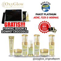 OXY GLOW PLATINUM ACNE