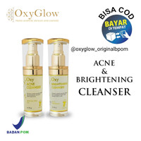 OXY FACE CLEANSER - Brightening
