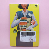 Gadis Minimarket - Convenience Store Woman - by Sayaka Murata