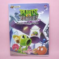 Educomics Plants VS Zombies - Sains Masa Depan by Xiao Jiang Nan