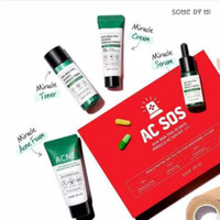 SOME BY MI AHA BHA PHA 30 Days Miracle SOS Kit - Stater-4ITEMS