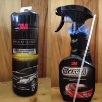 3M Paket Hemat Cleaner (Premium Car Wipe dan All Purpose Cleaner)