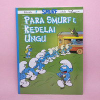 Smurf - Para Smurf Dan Kedelai Ungu by Peyo