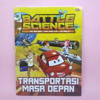 Battle Science - Transportasi Masa Depan by Lee Joon Beom