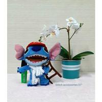 Boneka stitch size 19cm/7/boneka karakter/boneka lucu/kado ultah