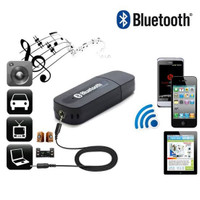 AUDIO RECEIVER BLUETOOTH USB ADAPTER WIRELESS STEREO MUSIC